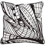 General Eclectic - Cushion Wings - White