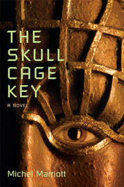 The Skull Cage Key by Michael Marriott image