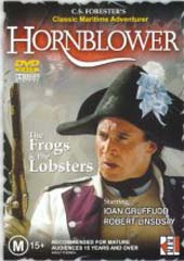 Hornblower - The Frogs & The Lobsters on DVD