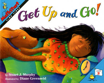Get Up and Go! by Stuart J Murphy image