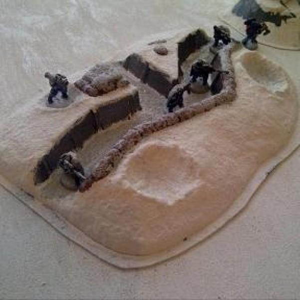 Amera: Future Zone - Trench Defence image