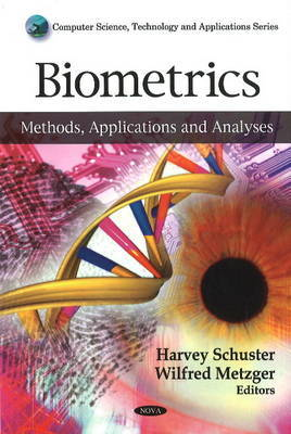 Biometrics by Harvey Schuster image