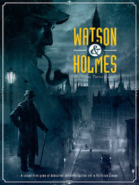 Watson & Holmes - Deduction Game