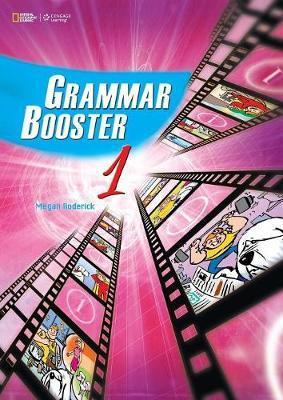 Grammar Booster 1 by Megan Roderick