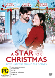 A Star For Christmas on DVD