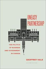 Uneasy Partnership by Geoffrey Hale