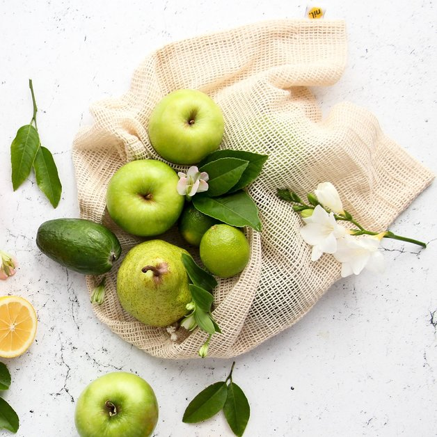 Organic Mesh Produce Bag by nil (single)
