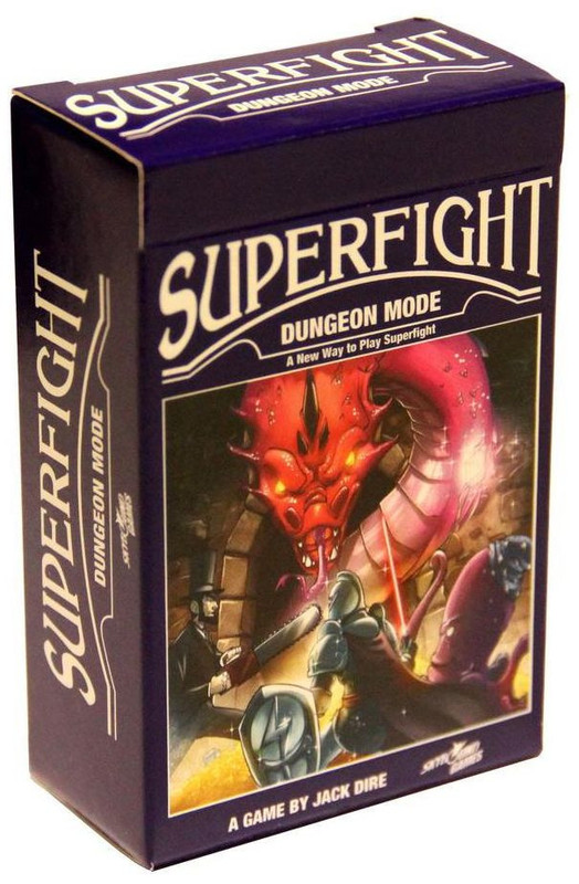 Superfight!: Dungeon Mode