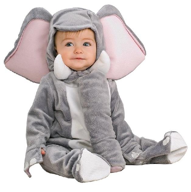 Rubie's: Elephant Costume - (18-36 Months)