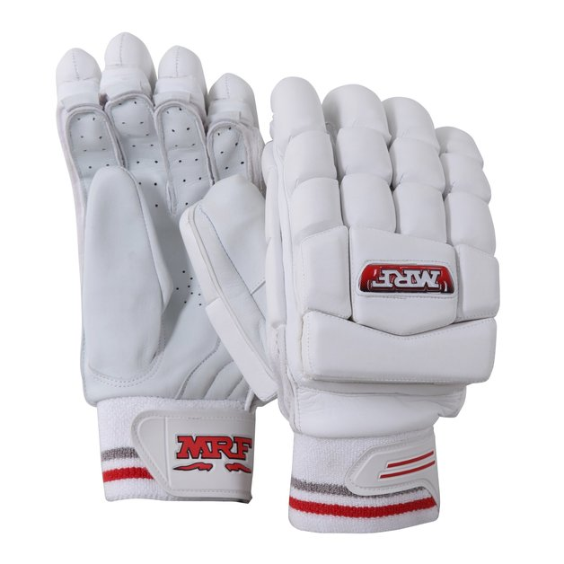 MRF Mens Elite Batting Gloves (RH)