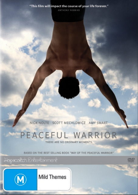 Peaceful Warrior on DVD image