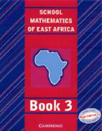 School Mathematics for East Africa Student's Book 3 by Madge Quinn image