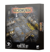 Necromunda: Zone Mortalis Floor Tile Set image