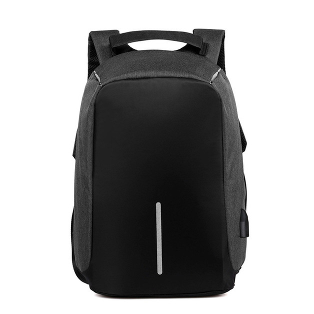 "Ape Basics: 15.6"" Anti-theft Backpack - Black"