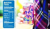 La Croix Sparkling Water Pure 355ml Cans