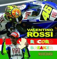 Valentino Rossi by Peter McLaren image