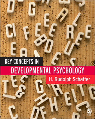Key Concepts in Developmental Psychology by H.R. Schaffer image