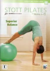 Stott Pilates - Superior Balance on DVD