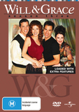 Will & Grace - Season 3 (4 Disc Set) DVD