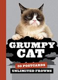 Grumpy Cat - 30 Postcards, Unlimited Frowns by Grumpy Cat