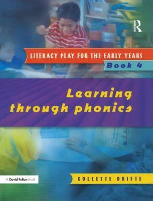 Literacy Play for the Early Years Book 4 by Collette Drifte image