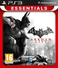 Batman Arkham City PS3 Essentials for PS3