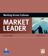 Market Leader ESP Book - Working Across Cultures by Adrian Pilbeam image