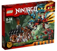 LEGO Ninjago: Dragons Forge (70627)