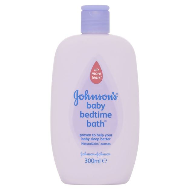 Johnson's Baby Bedtime Bath (300ml)
