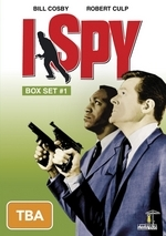 I Spy (1965) - Box Set #1 (7 Disc Box Set) on DVD