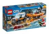 LEGO City - 4 x 4 Response Unit (60165)