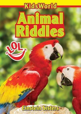 Animal Riddles by Einstein Sisters image