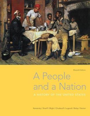 A People and a Nation by David W Blight image