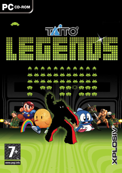 Taito Legends for PC Games image