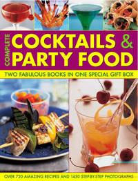 Complete Cocktails and Party Food by Stuart Walton image