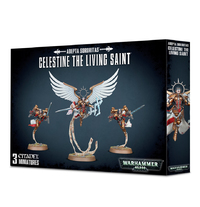 Warhammer 40,000: Celestine - The Living Saint