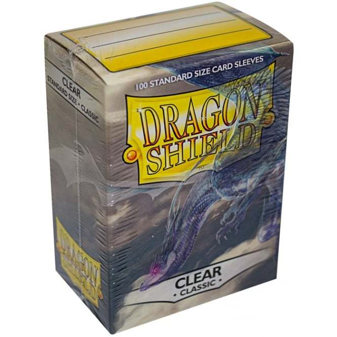 Dragon Shield Clear Sleeves image