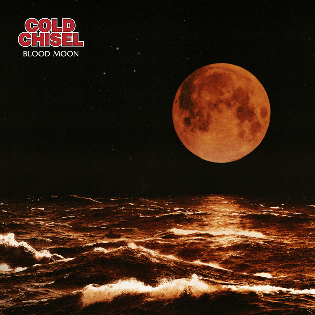 Blood Moon (Limited Edition CD/DVD) by Cold Chisel