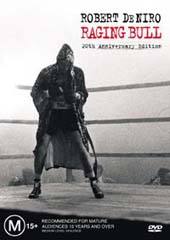 Raging Bull Special Edition on DVD