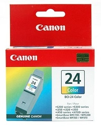 Canon Ink Cartridge BCI-24C Colour image