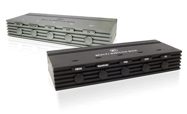 Futuretronics Multi-AV Selector for PlayStation 2