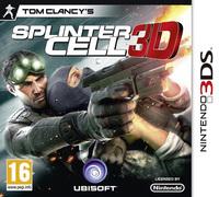 Tom Clancy's Splinter Cell 3D for 3DS