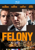 Felony on Blu-ray