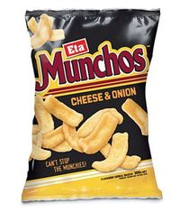 Eta Munchos Cheese & Onion (100g)