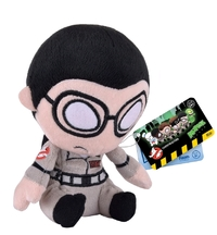 Ghostbusters: Dr. Egon Spengler - Mopeez Plush