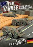 Flames of War: Team Yankee Fuchs Transportpanzer (x3)