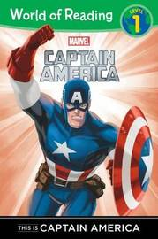 Captain America: This Is Captain America by Disney Book Group
