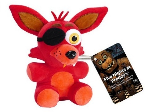 Five Nights At Freddy S Foxy Plush Toy At Mighty Ape Nz