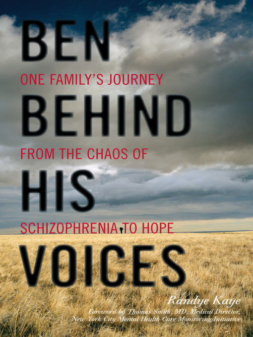 Ben Behind His Voices by Randye Kaye