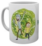 Rick & Morty: Portal Mug (300ml)